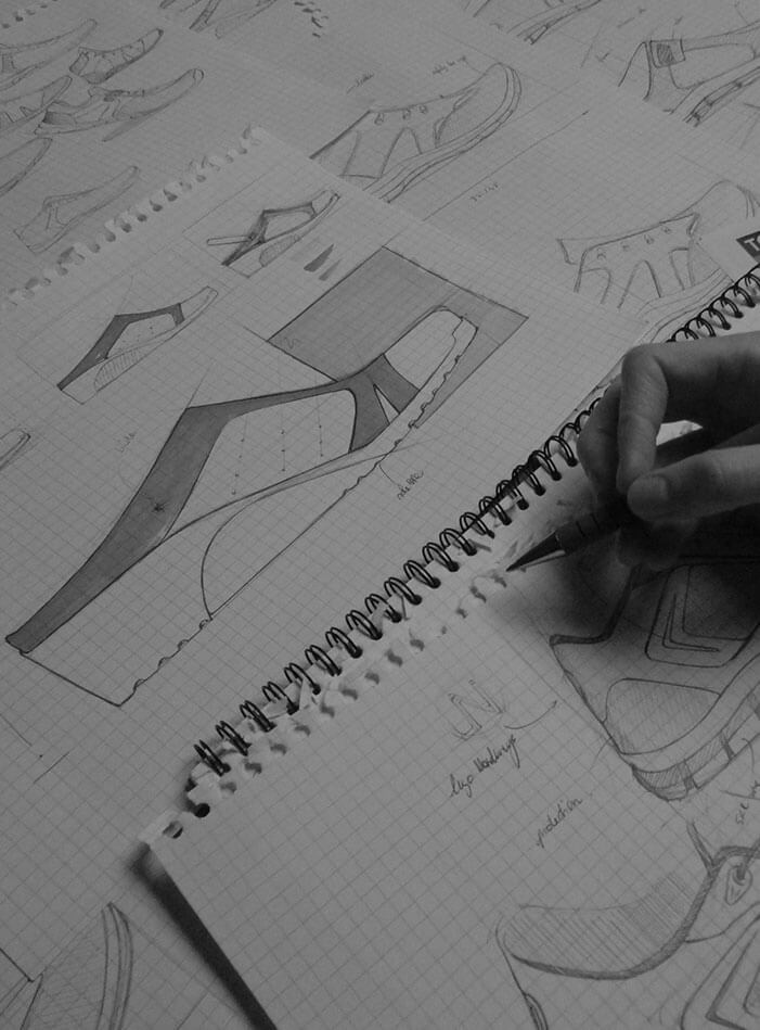 Design chaussure de securite nordways