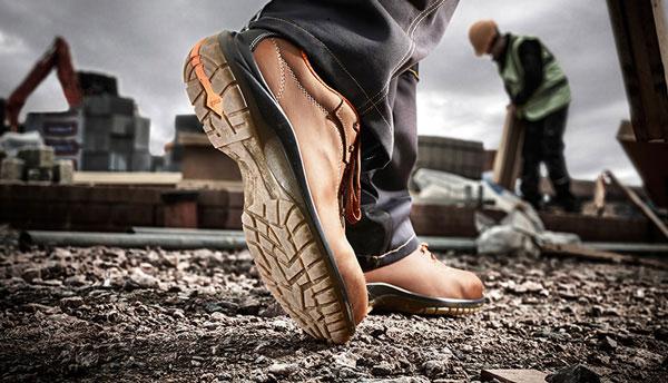 chaussure de sécurité BTP nordways