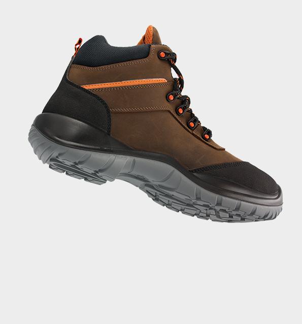 chaussure securite marron chaussure securite dan marron