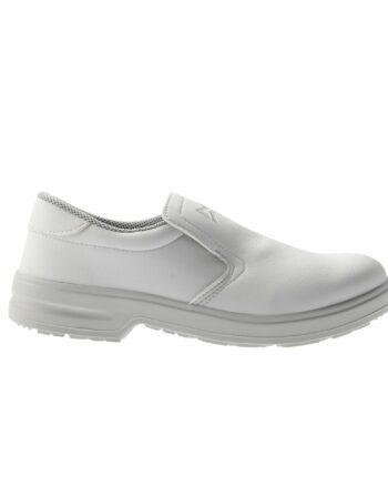TED Chaussure de Sécurité Alimentaire S2 SRC blanc