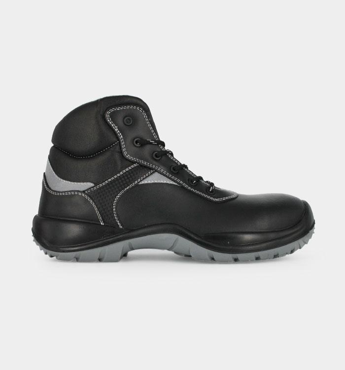 Chaussure de s curit montante vincent nord 39 ways - Chaussure de securite montante ...
