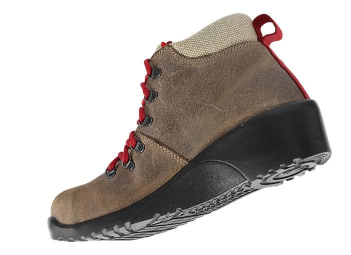 check-out f3c49 73f4b Chaussure de sécurité montante femme Heidi S3 SRC