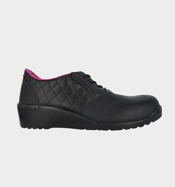 chaussure de sécurité femme avec semelle de confort nordways db4d792a51f0