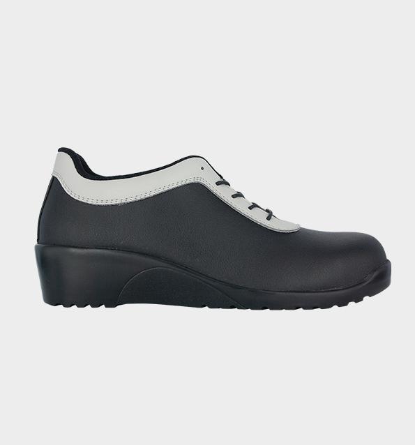 la moitié 4a476 136e9 Chaussure de sécurité femme industrie Emma S3 SRC