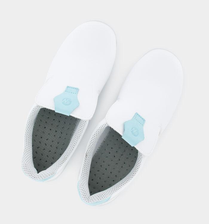 chaussure cuisine femme sophie blanc nord 39 ways. Black Bedroom Furniture Sets. Home Design Ideas