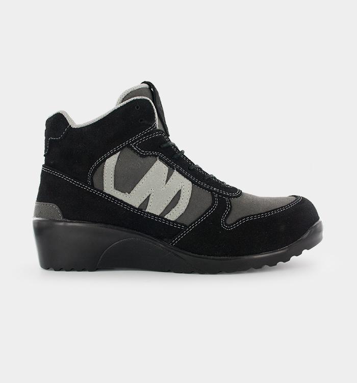 Chaussure de s curit montante marion new s3 nordways - Chaussure de securite montante ...
