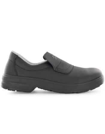 TONY Chaussure De Sécurité Alimentaire S2 SRC noir