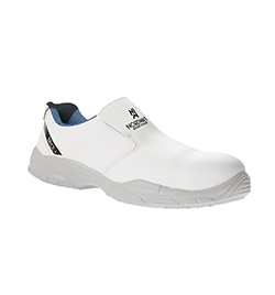 BRICE PLUS Chaussure De Sécurité Cuisine S2 SRC blanc